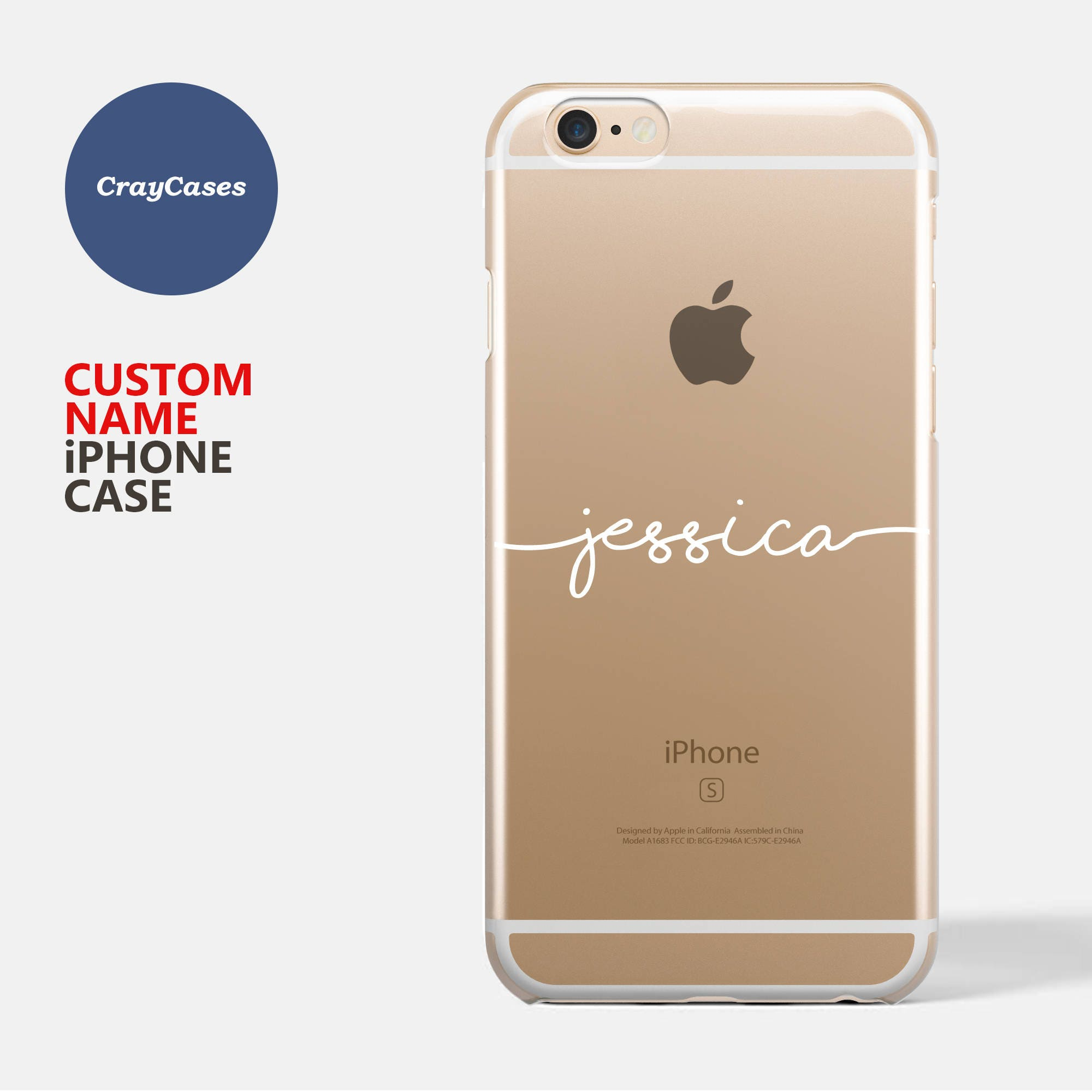 wholesale dealer a086d 3bf53 personalized iphone 8 plus case, personalized iphone 8 case, personalized  iphone 7 case, iphone 7 plus case, iphone 6/s case [UK MADE]