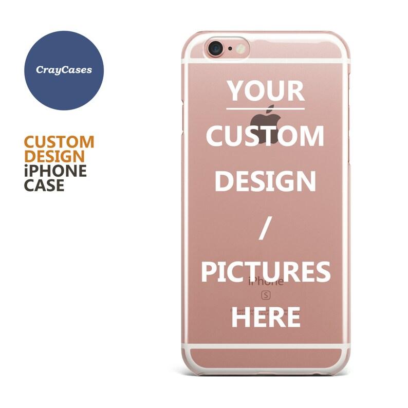 timeless design aa513 fcbc1 Custom iPhone 6 Cases, Custom iPhone 7 Case, Personalized iPhone Case,  Custom iPhone 6 Plus Case, Custom Case (Shipped From UK)