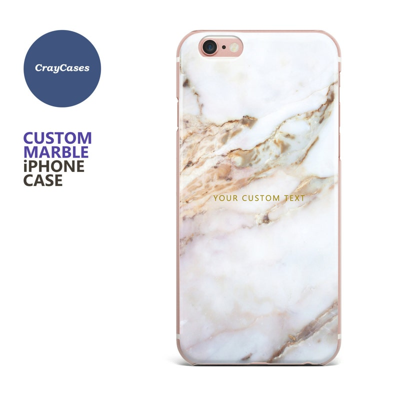 sale retailer 2a988 8500e personalised marble iPhone 7 case, marble iPhone 6 case, Custom Name Marble  iPhone Case, 6s, 6s Plus, 7 Plus, custom cover (Shipped From UK)