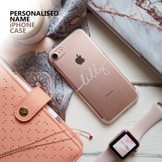 Iphone 6 Case Personalized Phone Case Personalised Iphone 7 Case Iphone 7 Plus Iphone 6s 6 Plus Iphone Phone Cover Shipped From Uk