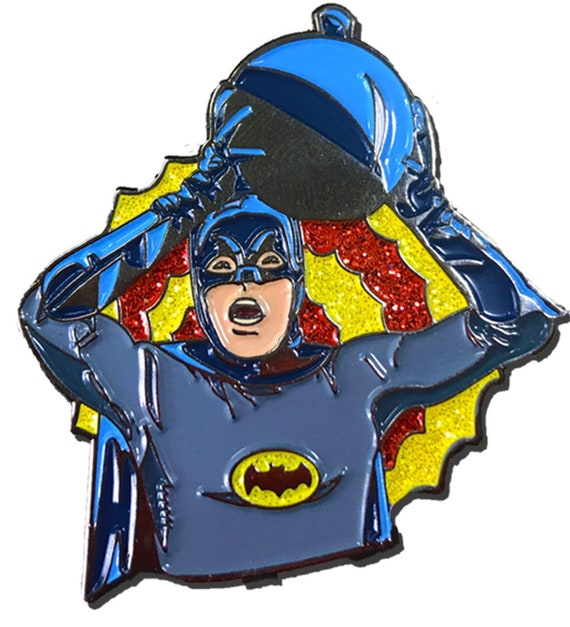Westside | Batman Pin Adam West | Enamel Pin Batman | Joker | Harley Quinn | Batman Art | Lego Batman | Batman Pins | Enamel Pin