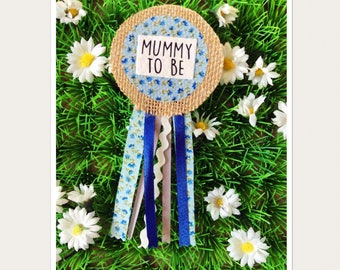 Mummy To Be Baby Shower Badge