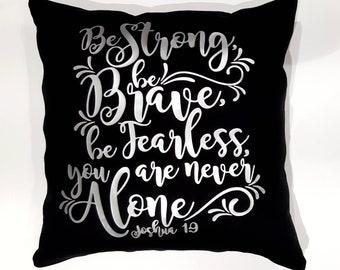 Bible Scripture Cushions