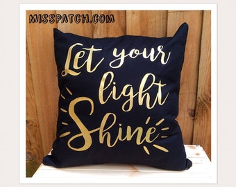 Bible Scripture Cushions