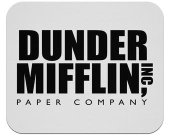 Dunder Mifflin (The Office) Mouse Pad