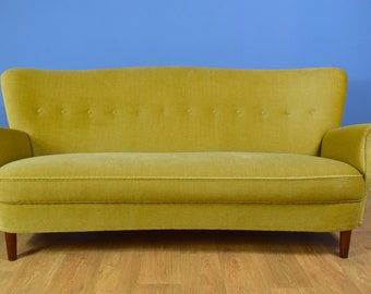 Groovy 1970S Sofa Etsy Pabps2019 Chair Design Images Pabps2019Com