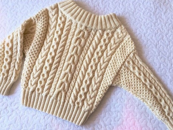 Pullover Ruban stricken Ruban Pullover Band weiß Band Mode | Etsy