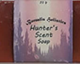Hunter's Scent Soap