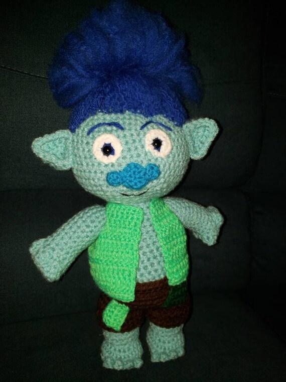 Crochet Troll Branch 9e312576a6c