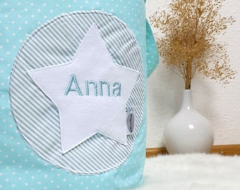 Toy basket with name