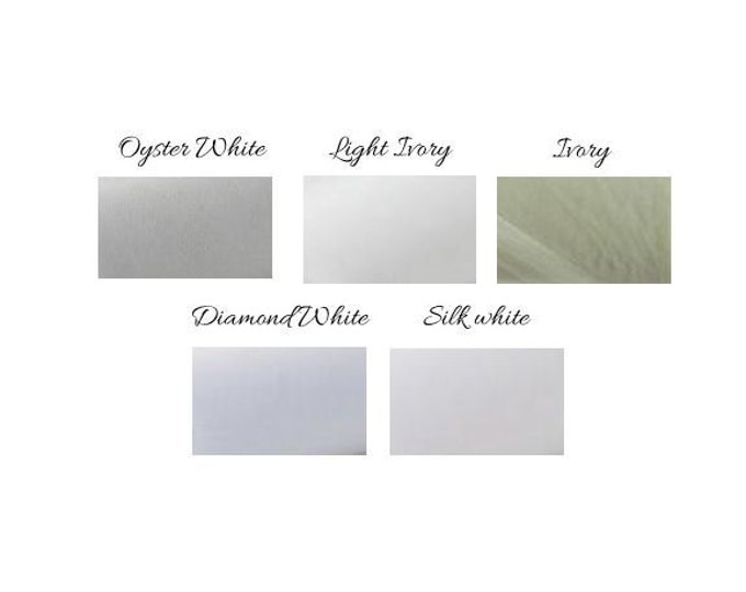 Sample Swatches for Veils