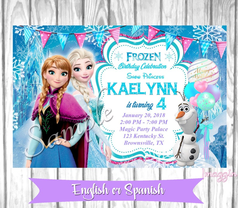 graphic relating to Frozen Invites Printable called Frozen Invitation,Frozen Birthday Invitation Printable, Frozen Invitation, Frozen Birthday Occasion Invitations, Winter season,FROZEN INVITATION, electronic