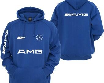 Mercedes AMG sweatshirt hoodie  Mercedes sweater Mercedes Benz hoodie Mercedes amg hooded mercedes  hooded polar shirt