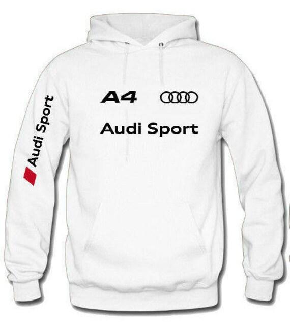 Audi Sport A4 hooded sweatshirt nYFAKPV