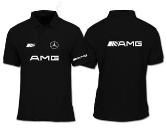 Mercedes AMG Polo shirt all colors all sizes Shipping free accept returns