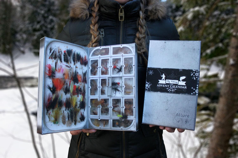 Fliegenfischen Sie Adventskalender | Etsy