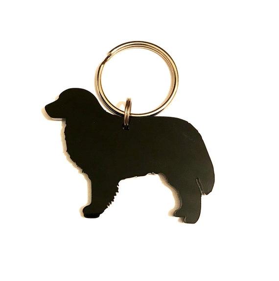 Bernese Mountain Dog Keyring//Keychain//Bag Charm//Gift//Treat Yourself