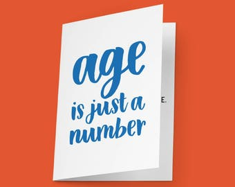 Funny Birthday Cards Bday Card For Dad Older Brother Sister Cheeky