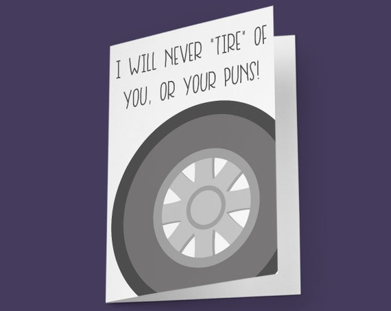 Funny Birthday Card Cute Punny Cards