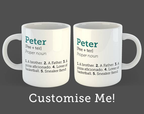 Keep Calm You/'re Britain/'s Best Brother Personalised White Ceramic Mug