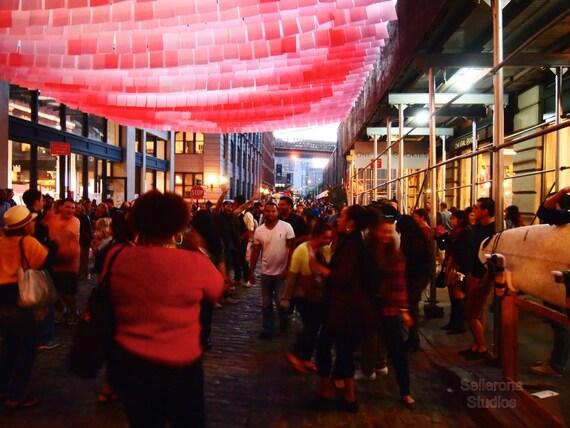 Dumbo Street Party