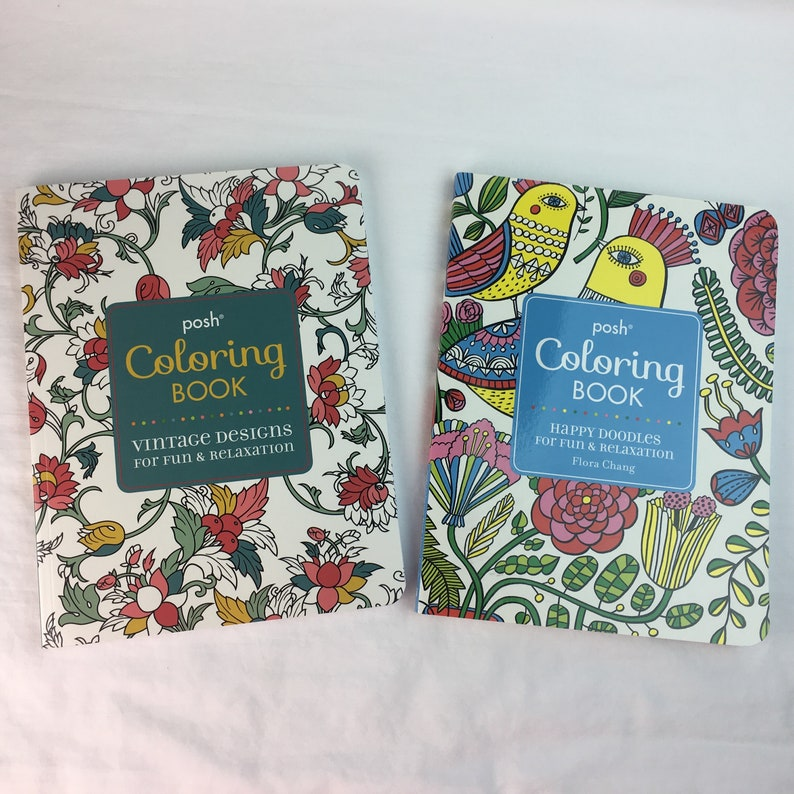 Adult Coloring Book for Fun and Relaxation, Coloring Pages for Stress Relief