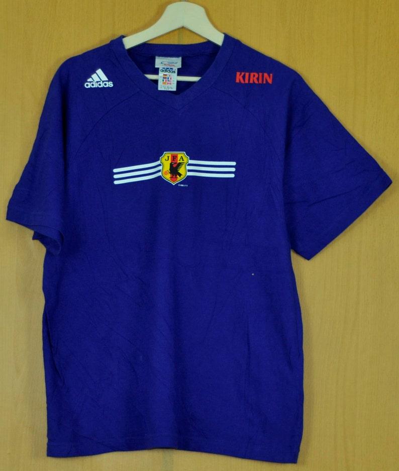 Vintage T Japan Associationetsy Fan Football Shirt Adidas 2diehw9ey CBodrxe