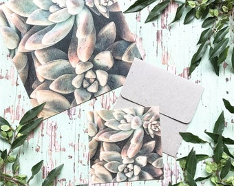 Eco Cards Wood Cards Wooden Cards Pink King Protea Botanical Cards Botanical Cards Protea Botanical print Nature Print Protea Card