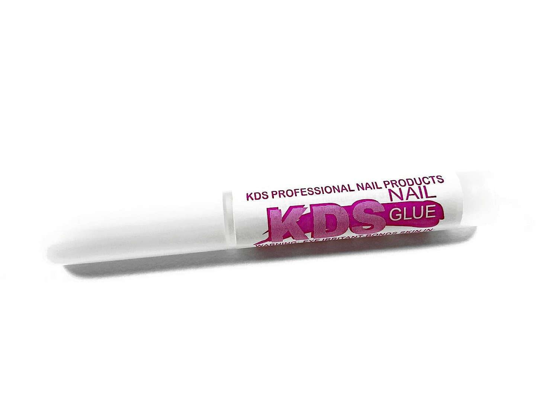 KDS strong professional nail glue Press on nails adhesive | Etsy