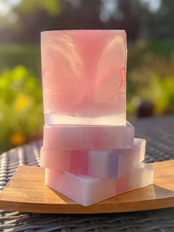 Magnolia Bar Soap / Phthalate Free / Gluten Free / Vegan / Organic