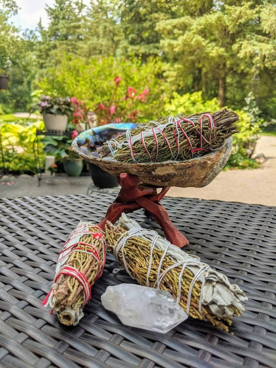 Juniper & Sage Smudge Sticks / Wild Crafted