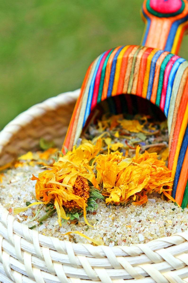 Eczema relief / BULK Organic Herbal Bath Tea / Unscented / image 0