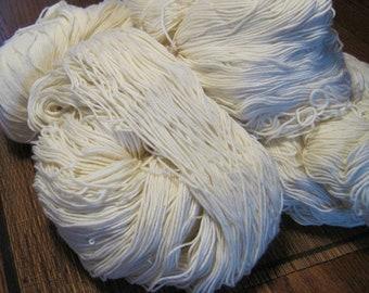 BULK* 100% Super Soft Merino Wool Yarn (6 LB) Dk Weight (undyed) *BULK