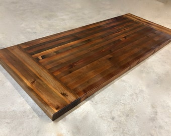 Wood Desk Top | Etsy