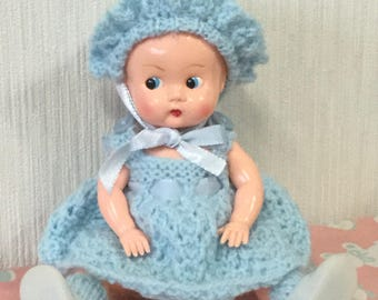 Vintage Ideal Boopsie Doll,8 Inches Tall