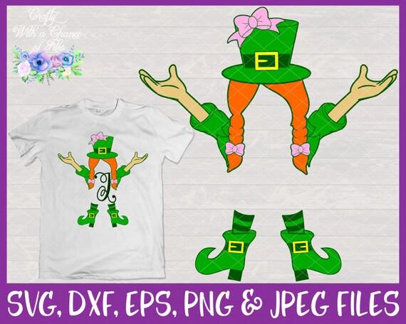 Vert Lutin Chapeau /& Cheveux St Patricks Day Déguisements Irlandais Irlande Paddys