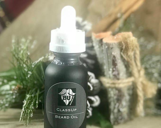 BeardUp Beard Oil
