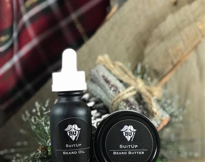 Beard Oil and Butter