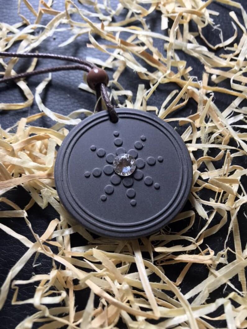 scalar pendant, energy necklace, reiki healing, negative ion, quantum  necklace, quantum pendant, Negative energy, zen necklace, EMF necklace