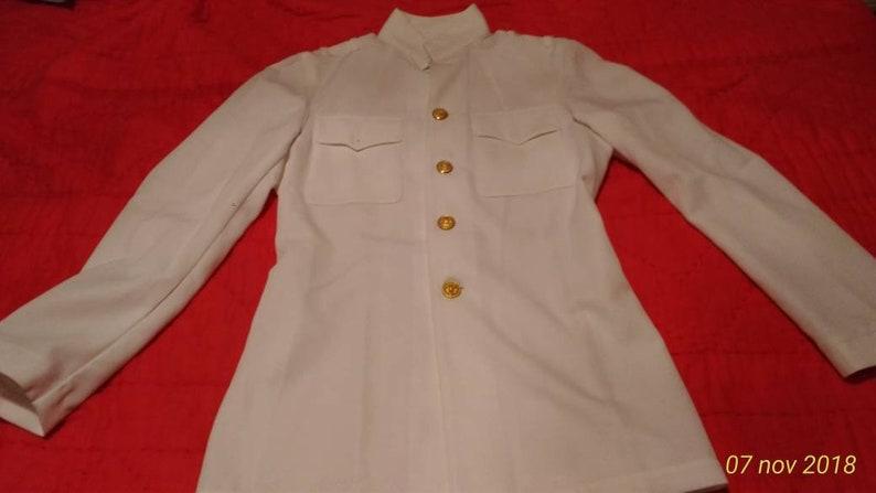 timeless design 88a9d 43261 USM marina militare americana giacca divisa da cerimonia