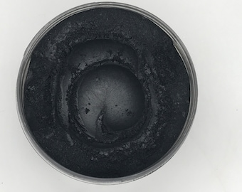 Black Knight Mica Pigment-Safe for Face and Body