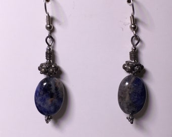 Sodalite Earrings