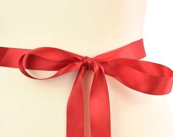 Bridal sash 1 inch (25mm)