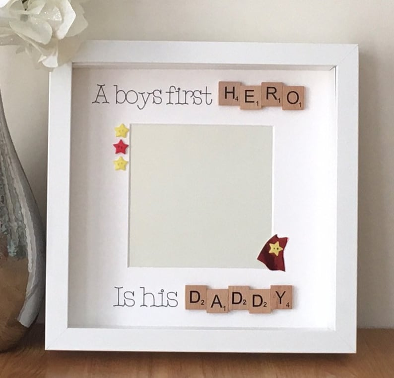 A Boys First Hero Is His Daddy Superhero Fathers