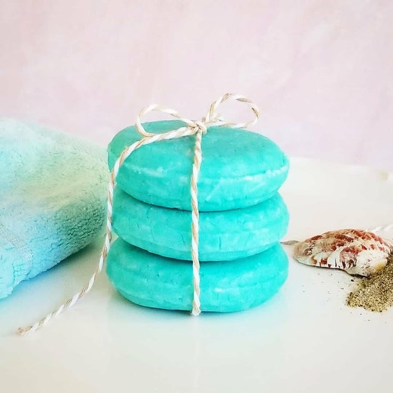 Shampoo and Conditioner Bar Coconut & Blue Agave
