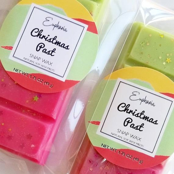 Christmas Past Snap Wax Melts