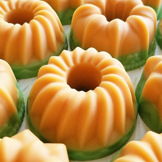Zucchini Bread Bundt Cake Wax Melt