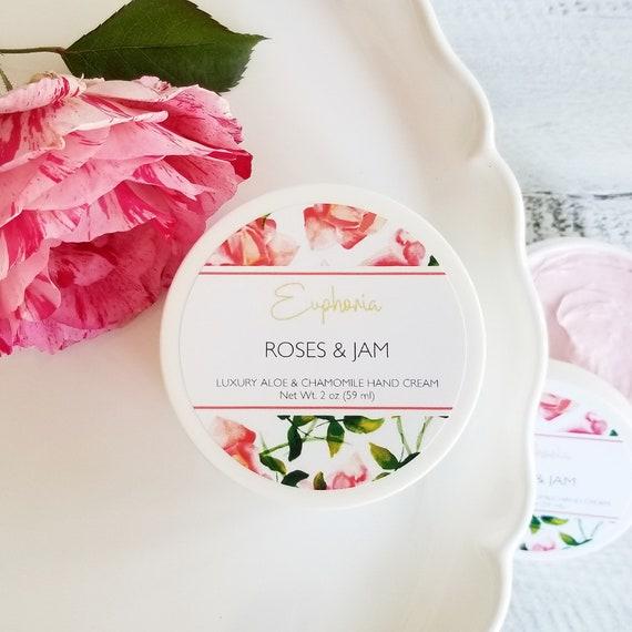Roses & Jam Hand Cream