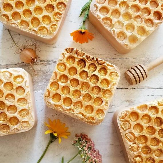 Wildflower Honey Sea Salt Bars