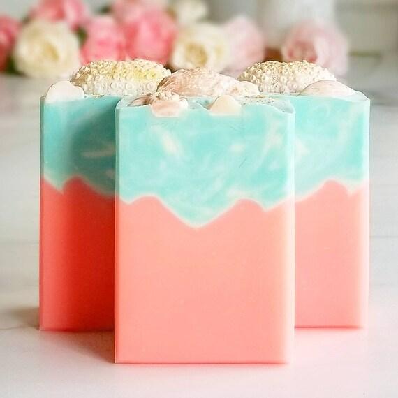 Magnolia Beach Silk Soap